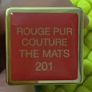 Ysl rouge PUR couture The Mats #201